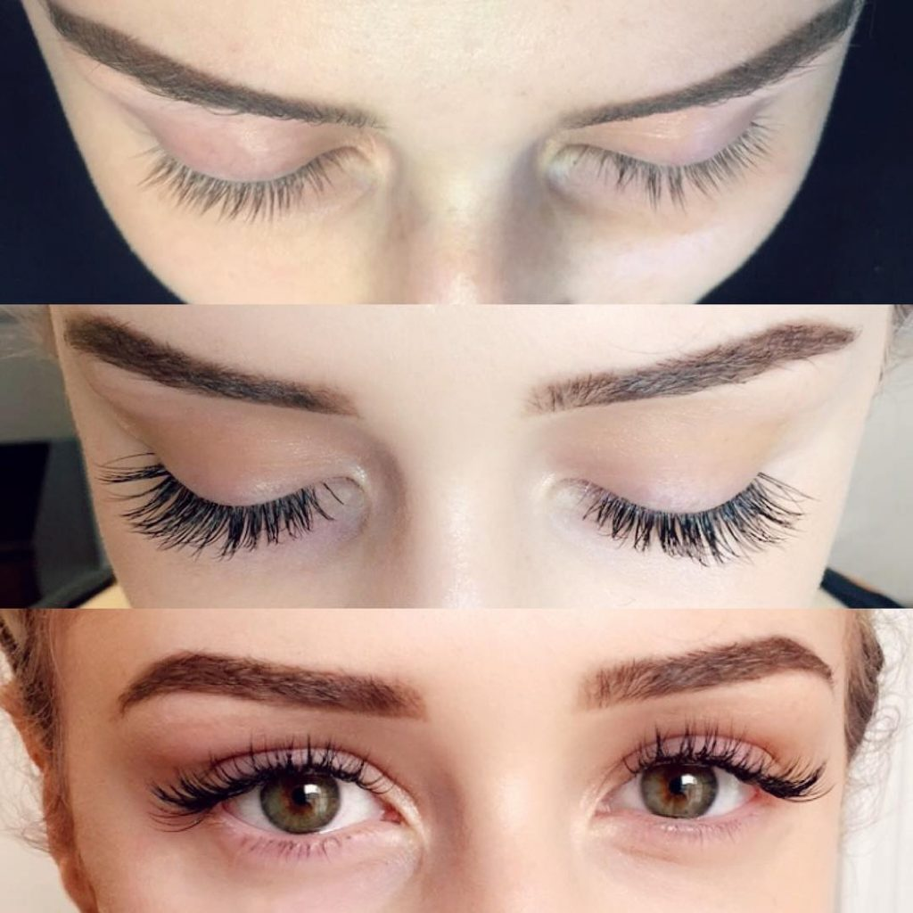 """9089d7655cc This eye shape looks best when longer lash extensions are applied to the  outer corners of the eyes, creating a natural cat eye effect."""""""